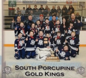 Atom Jr Gold Kings NOHA Champions 2015